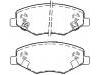 Pastillas de freno Brake Pad Set:0 986 AB3 867