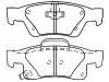 刹车片 Brake Pad Set:68052386AA