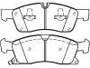 刹车片 Brake Pad Set:68052370AA