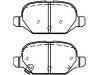 刹车片 Brake Pad Set:6808-8919-AA