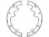 刹车蹄片 Brake Shoe Set:362-2144AT